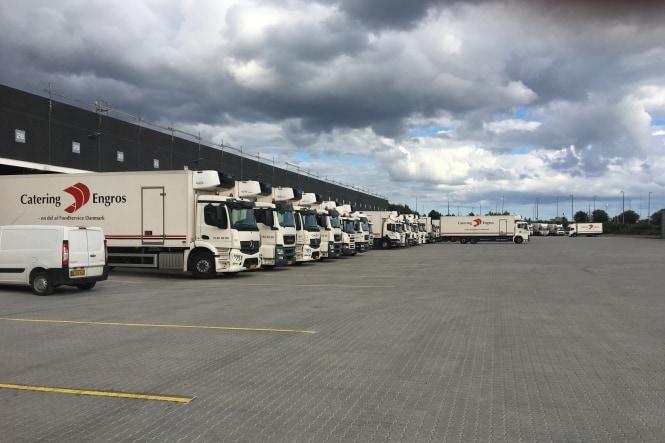 FoodService Danmark i rekordfremgang